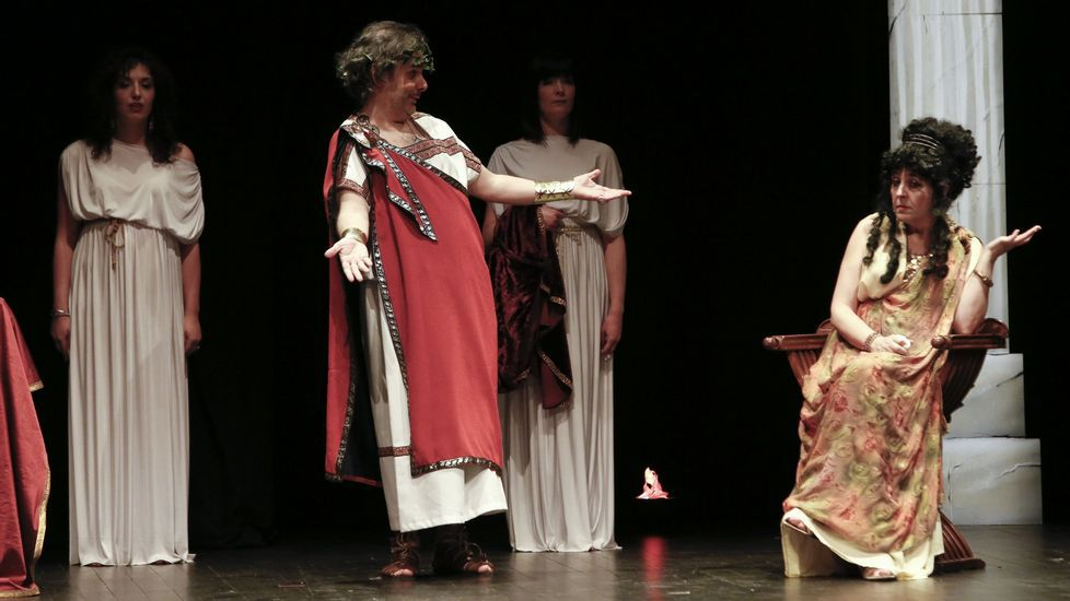 Hipócrita Teatro participa no Buxiganga
