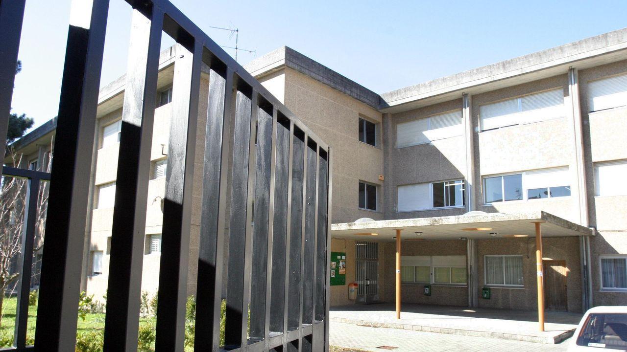 El instituto boirense Praia Barraña está libre de covid