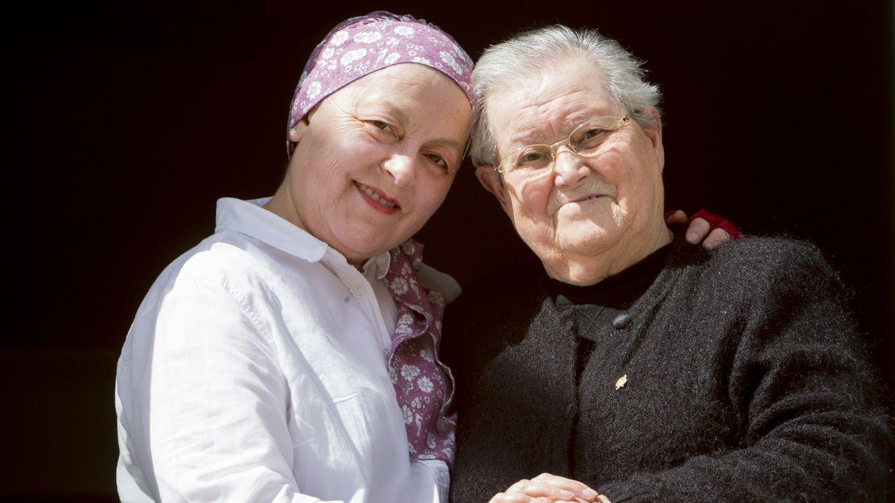 Arantxa Vidal anuncia nuevas actividades de la asociación de lucha contra el cáncer