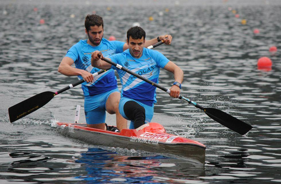 Romero y Campos llegarán a los Juegos Europeos con su preparación para el selectivo para el Mundial.