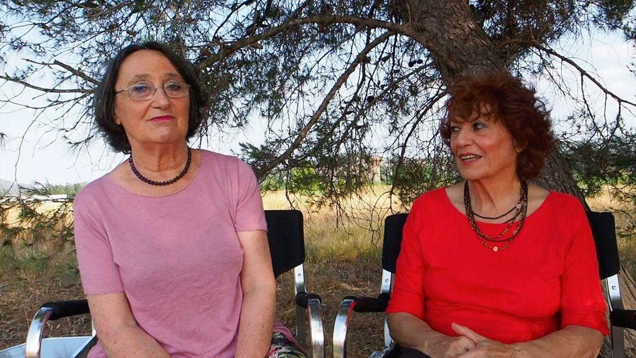 Mar Díaz, coproductora executiva por parte de TVE, recibe o Mestre Mateo á mellor serie por «Néboa»