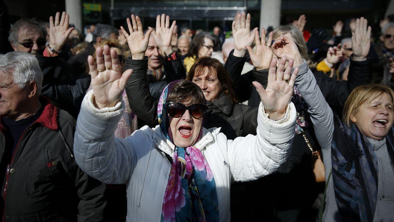 La batalla de los pensionistas