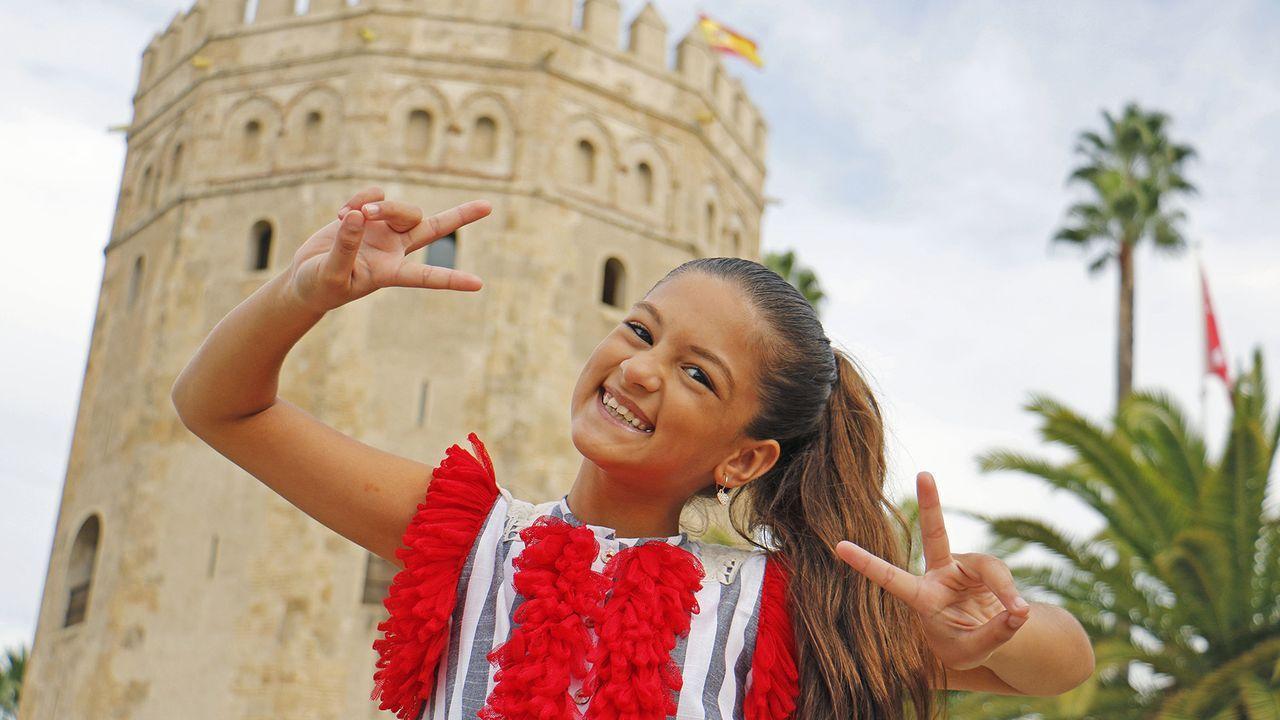 Soleá representará a España el domingo 29 de noviembre en Eurovisión Junior 2020