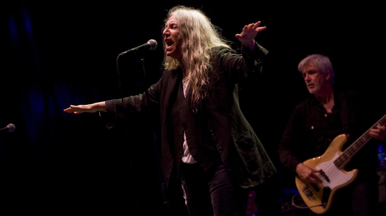 patti smith en el Noroeste