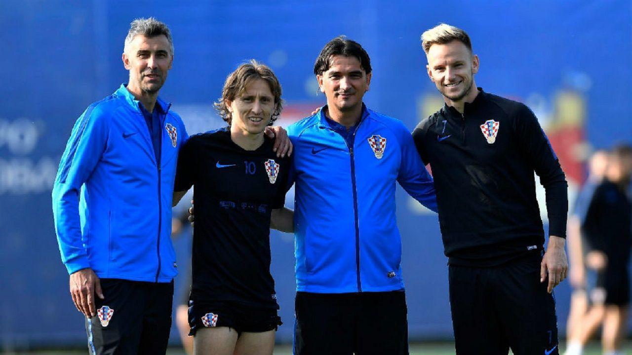 Jerkan, Modric, Dali? y Rakitic