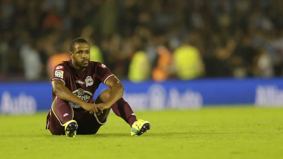 Sidnei arrancó con dudas pero acabó convirtiéndose en el baluarte de la zaga del Deportivo.
