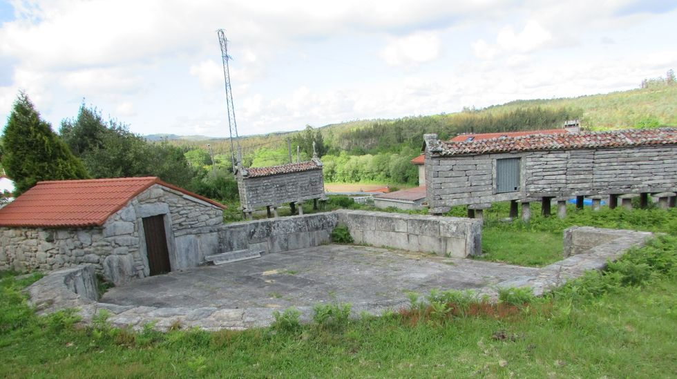 Eira da Rata, en Berdoias