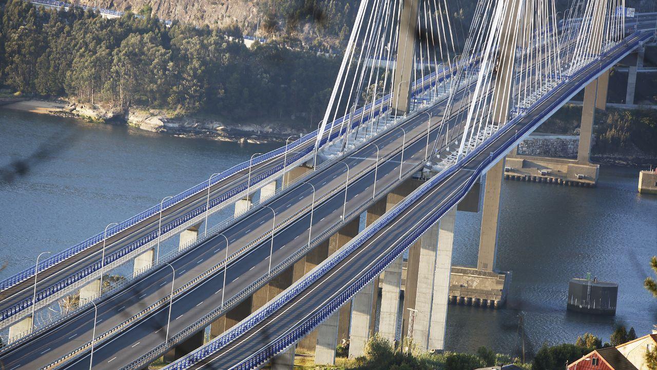 Puente de Rande.