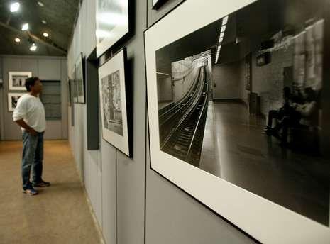 El fotógrafo Álvaro Pereira expone sus obras en Chantada