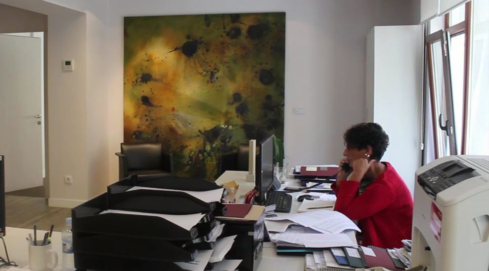 Una visita a la colección de arte de la Fundación Princesa de Asturias