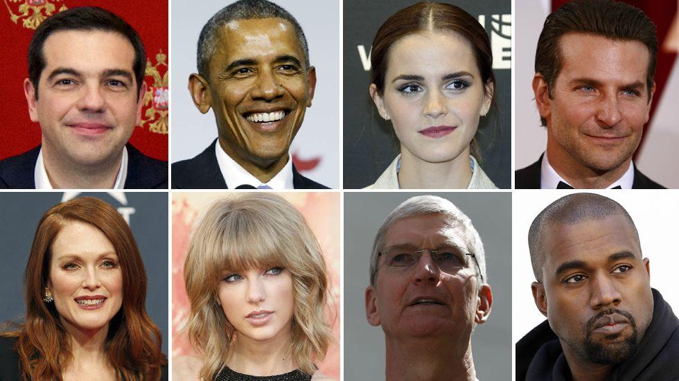 Las personas más influyentes del mundo, según la revista «Time».Murakami, retratado en el 2011, en una visita a Barcelona