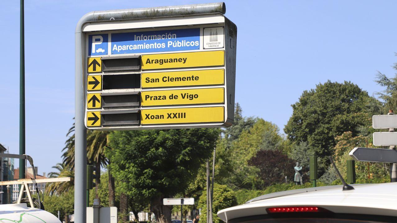 El Camino de Santiago, abarrotado en agosto