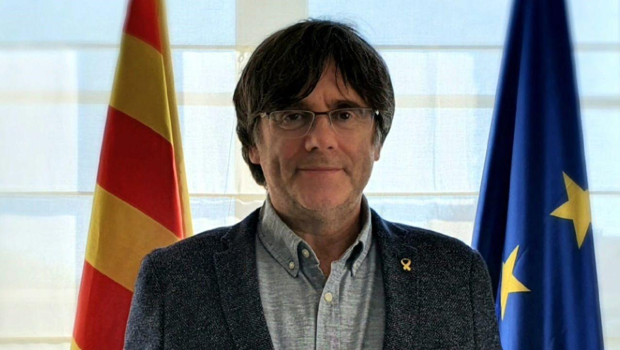Carles Puigdemont, expresidente de Cataluña, en una imagen de archivo