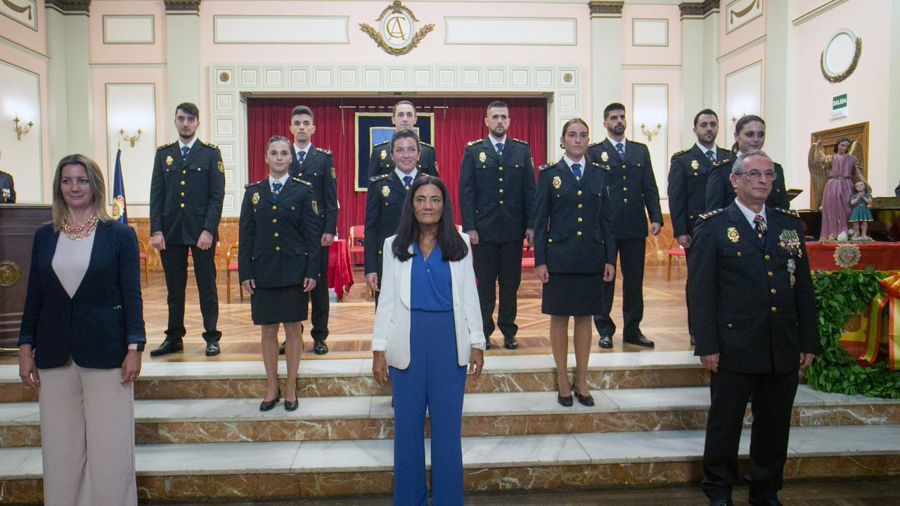 supremo.El acto de graduación se llevó a cabo en el Círculo das Artes de Lugo