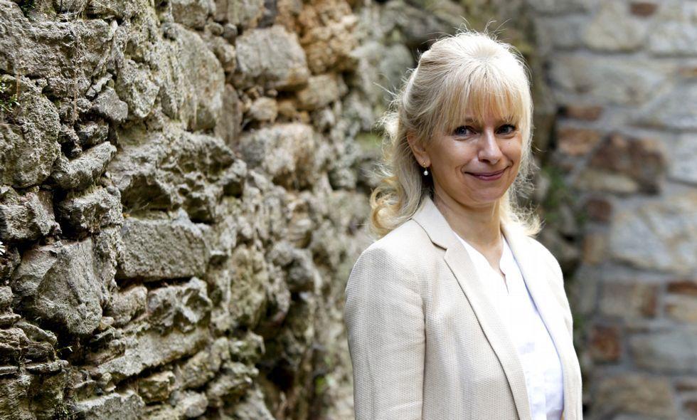Vlasakova dirige el Centro de Linguas Modernas de la USC, que en el 2015 cumple 40 años.