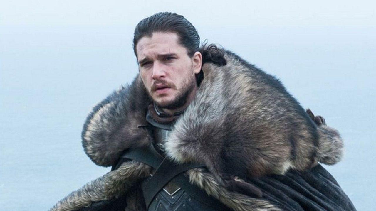 Comienza el rodaje de la serie «Néboa».Missandei, Daenerys, Varys y Tyrion en el episodio 7x01 de Juego de Tronos