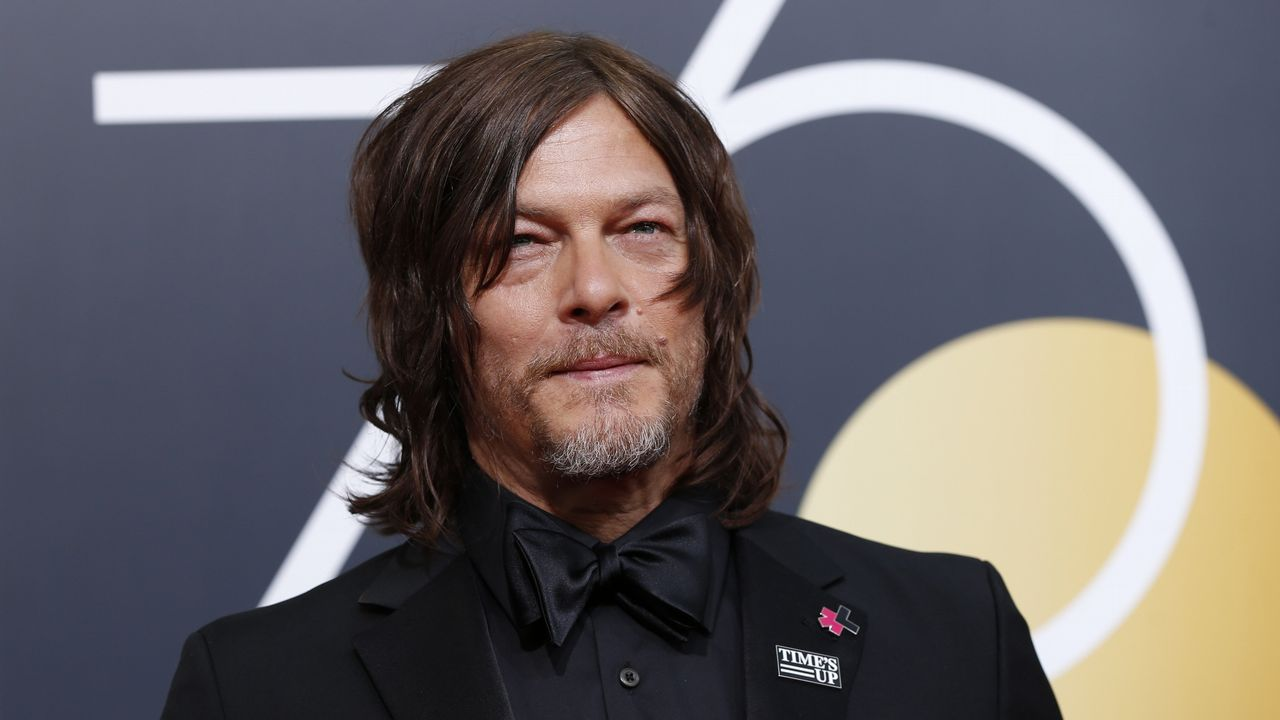 Norman Reedus, de «The Walking Dead»