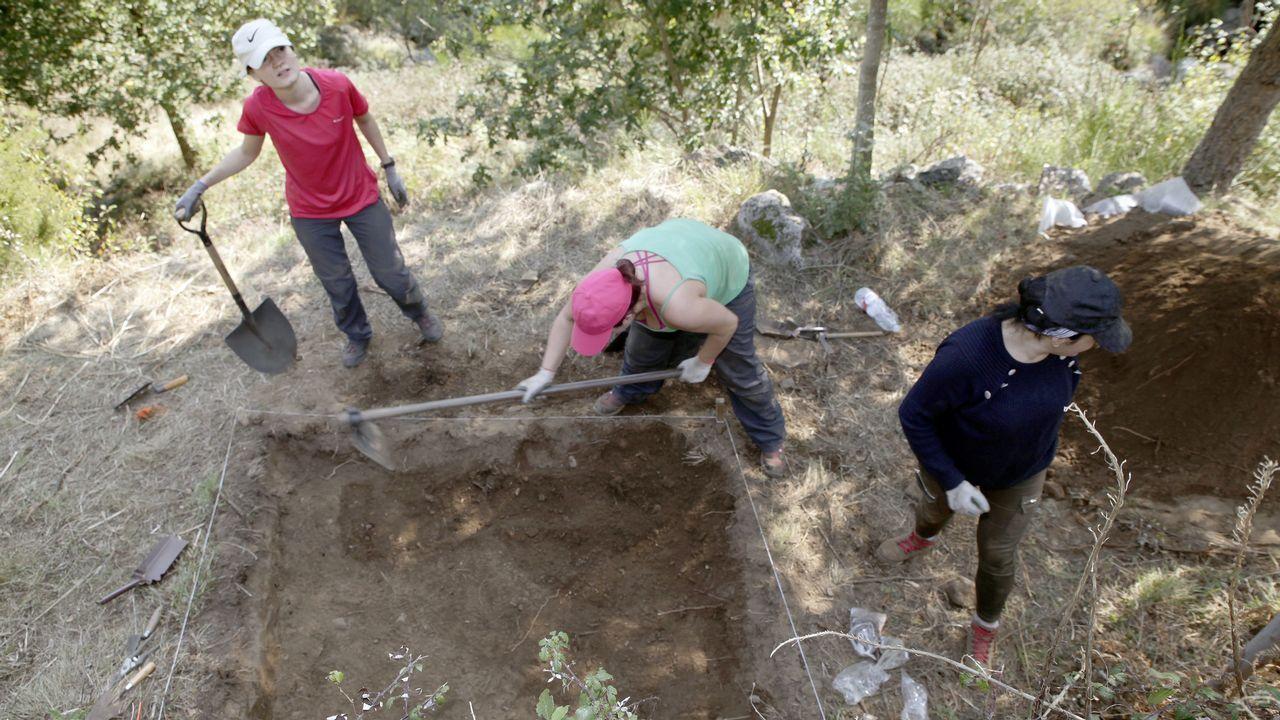 Los expertos confirman que en A Miserela hubo actividad altomedieval