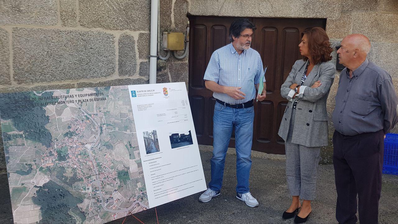 Un recorrido visual por los miradores de Pena do Castelo y O Duque