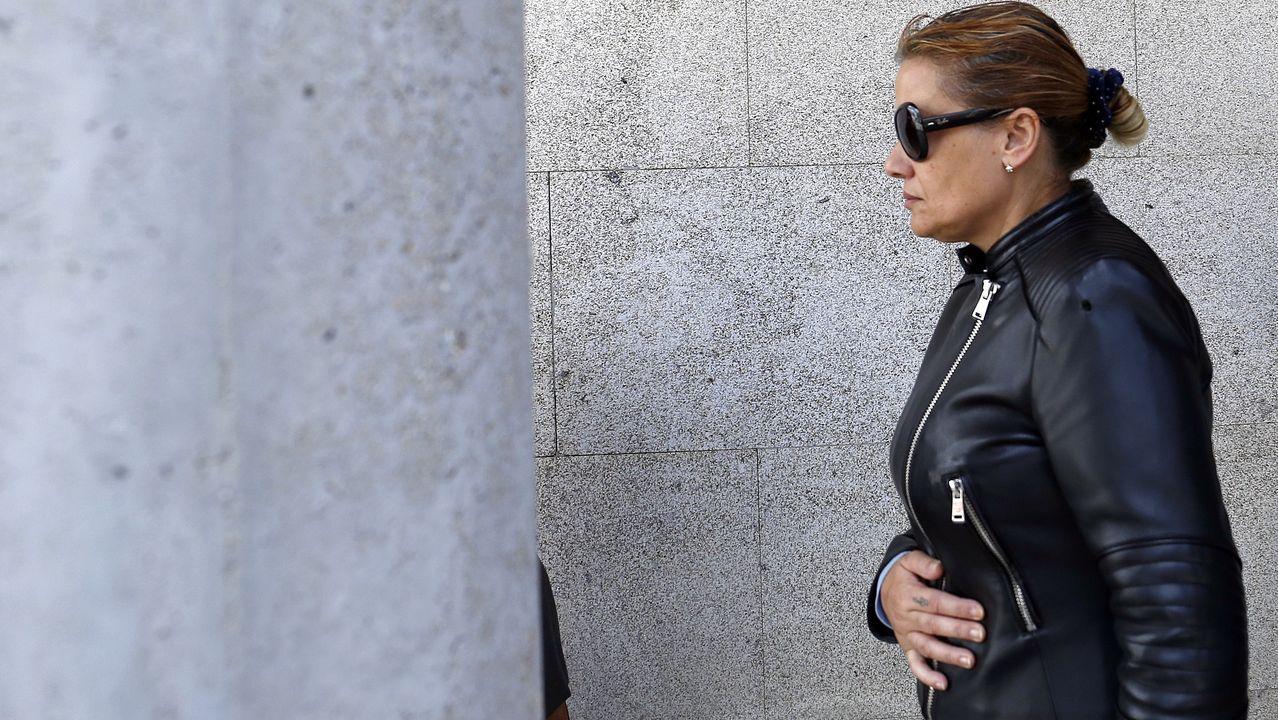 María del Pilar Fernández, acusada del accidente mortal en Palmeira