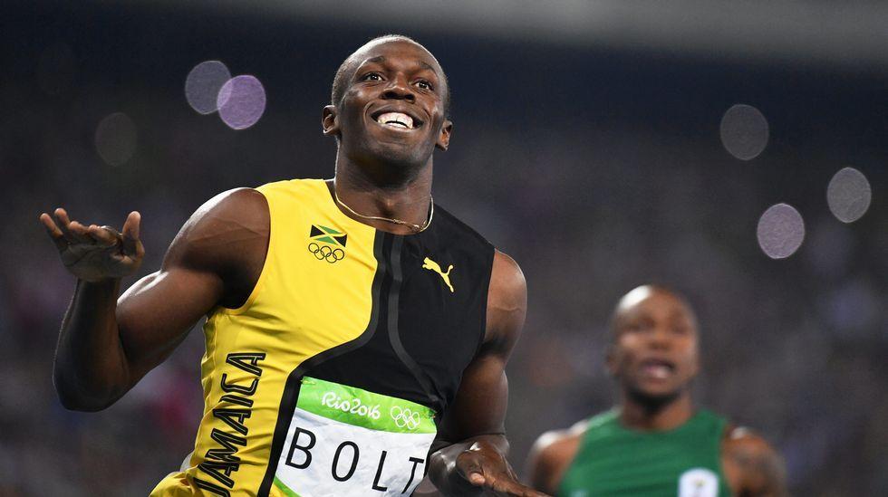 La gesta histórica de Usain Bolt, en imágenes.Bruno Hortelano