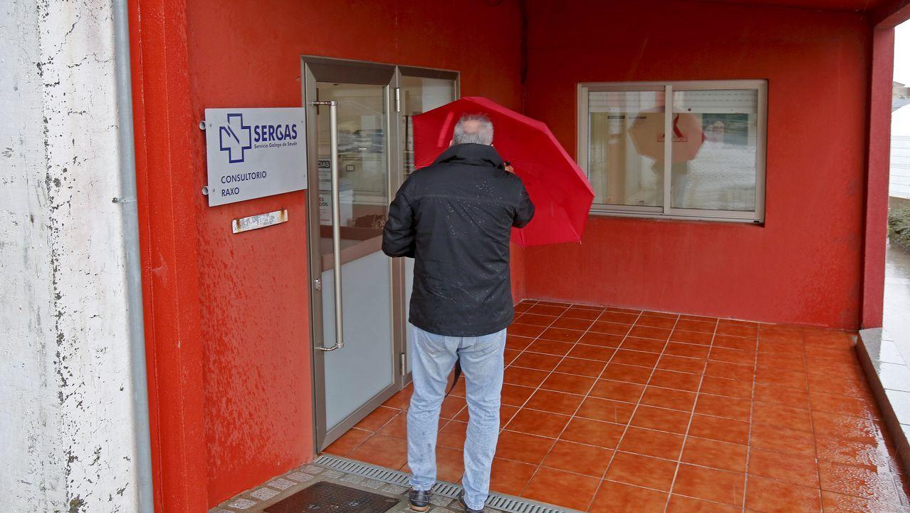 Vista del Hospital Universitario Central de Asturias (HUCA)