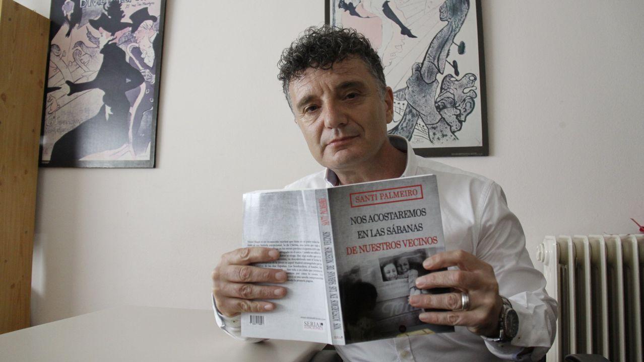 Celaá: «Es una pretensión inasumible sacrificar el interés general al interés de una persona».El portavoz de ERC, Sergi Sabrià, en una rueda de prensa el pasado mes de enero