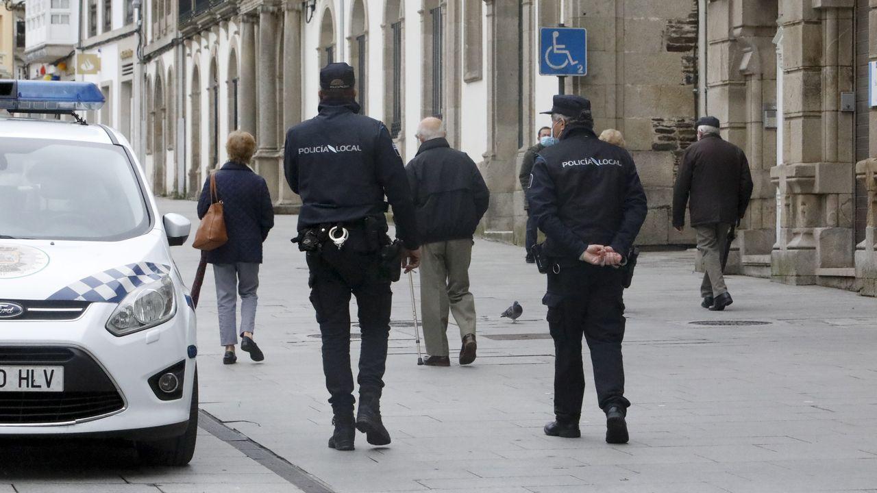 La empresa de A Ulloa que procesa 7 millones de kilos de castaña.Foto de archivo de la Policía Local de Lugo