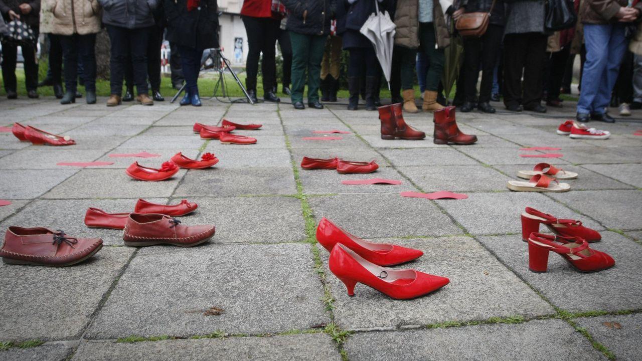 Actos del día contra la violencia machista