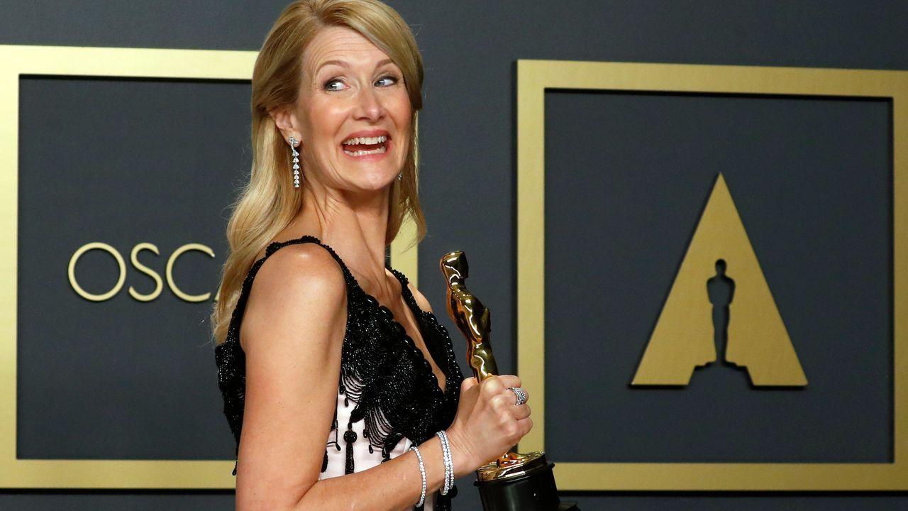 Laura Dern, mejor actriz de reparto