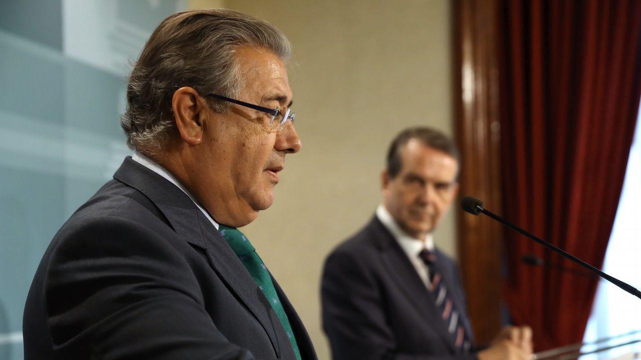 Forn y Trapero admiten haber recibido el aviso del posible atentado en Las Ramblas