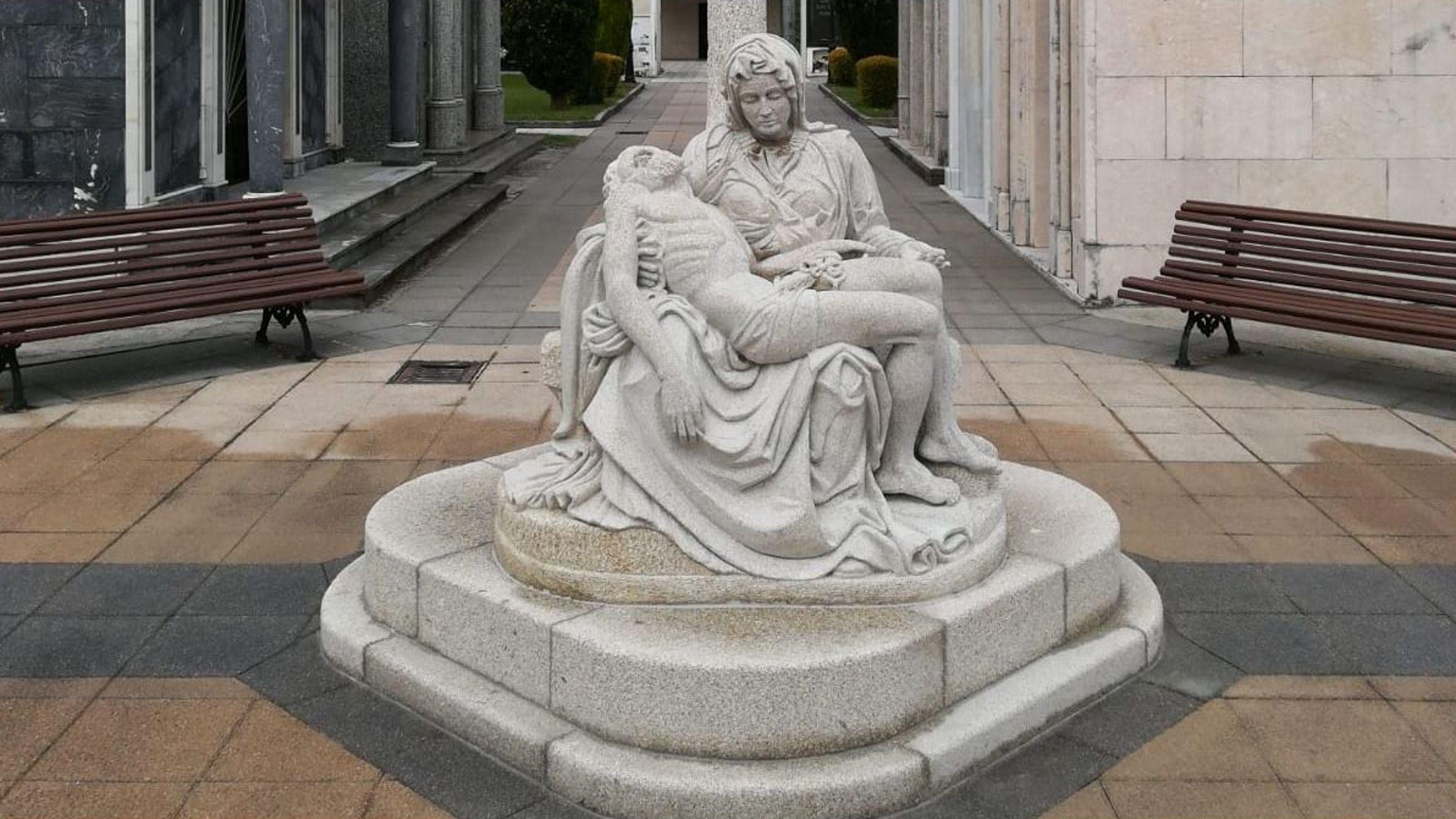 Cementerio de Carballo