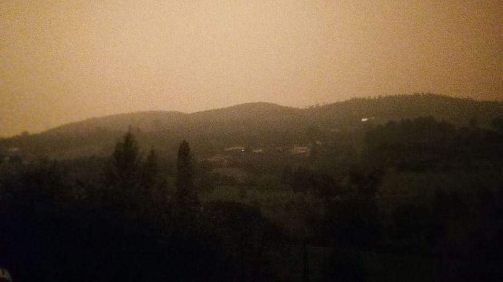 Afueras de Oviedo