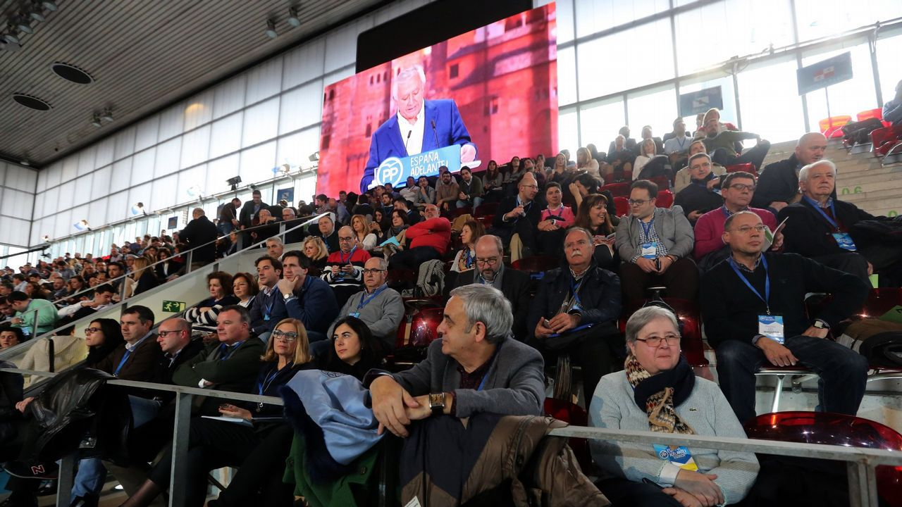 Congreso Nacional del PP, en 2017