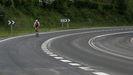 Imagen de archivo de una carretera en Betanzos.
