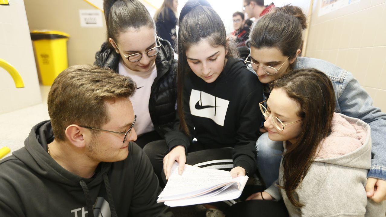 La selectividad en Galicia se llama oficialmente ABAU: Avaliación de Bacharelato e Acceso á Universidade