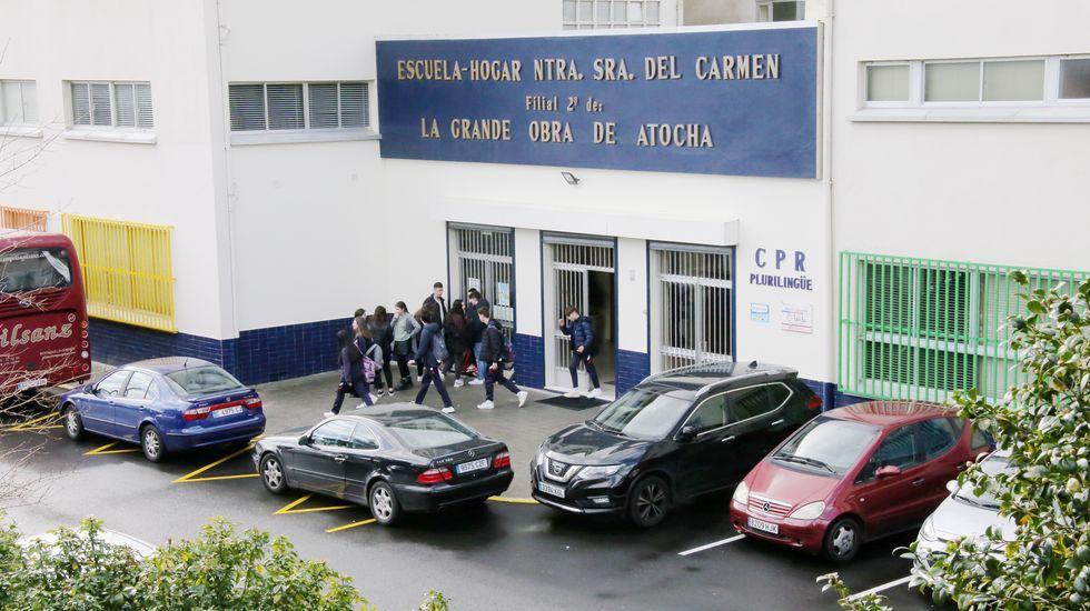 Colegio Nuestra Señora del Carmen Grande Obra de Atocha, Betanzos