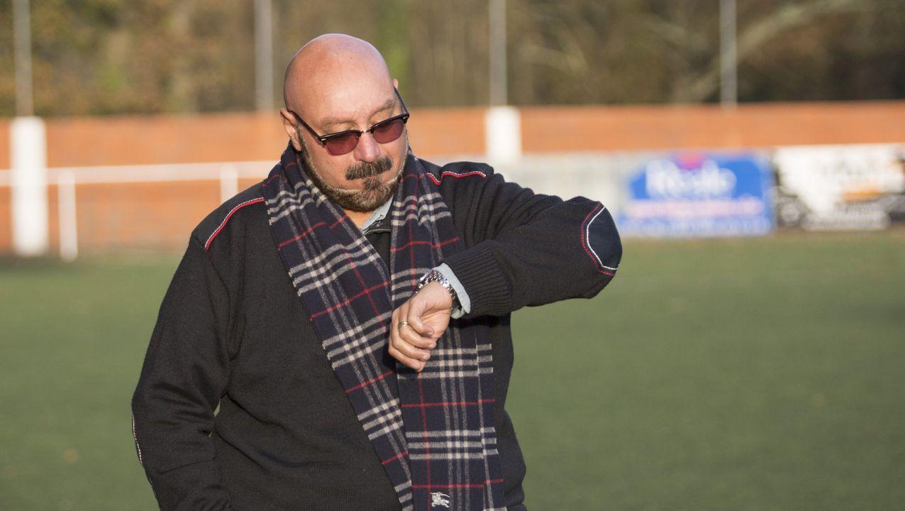 José Manuel Colmenero, en una imagen de archivo