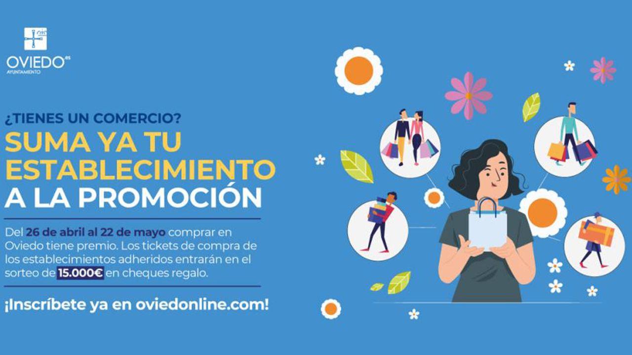 La concejala de Políticas Sociales de Oviedo, Leticia González