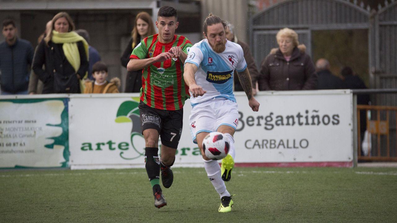 Leto, nuevo jugador del Fabril
