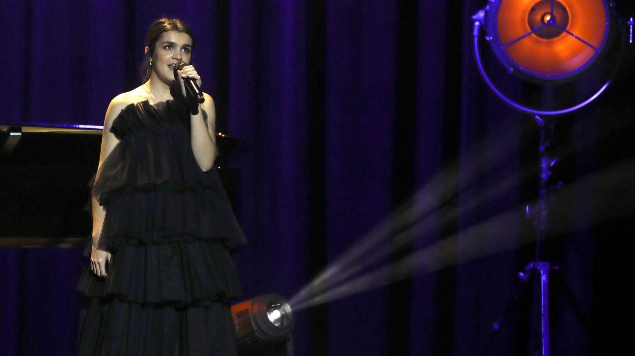 El concierto de Amaia en A Coruña, en fotos.Amaia Romero