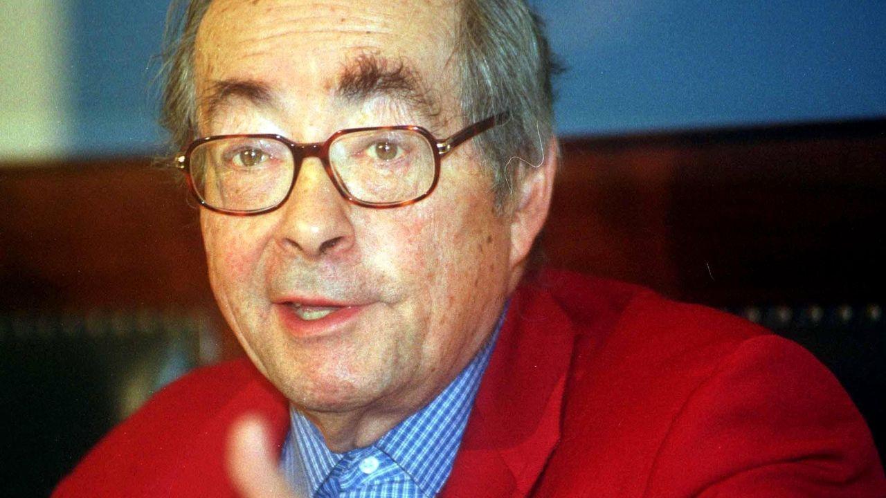 Los rodajes de José Luis Cuerda en Galicia.George Steiner falleció a los 90 años