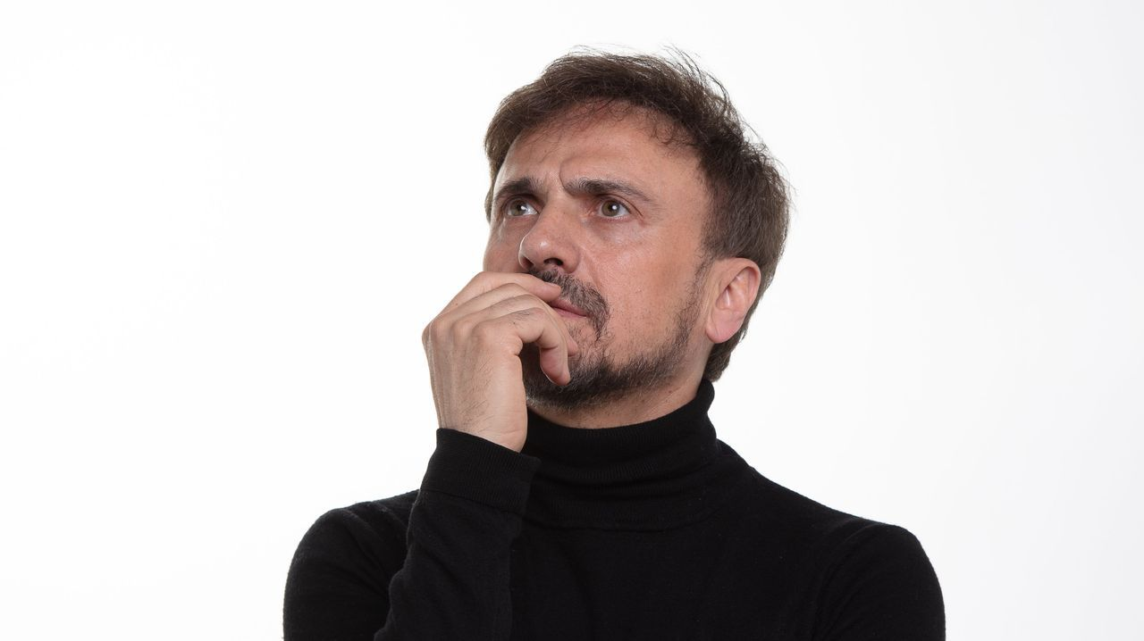 Luis Piedrahita es el director artístico del Encuentro de Humoristas