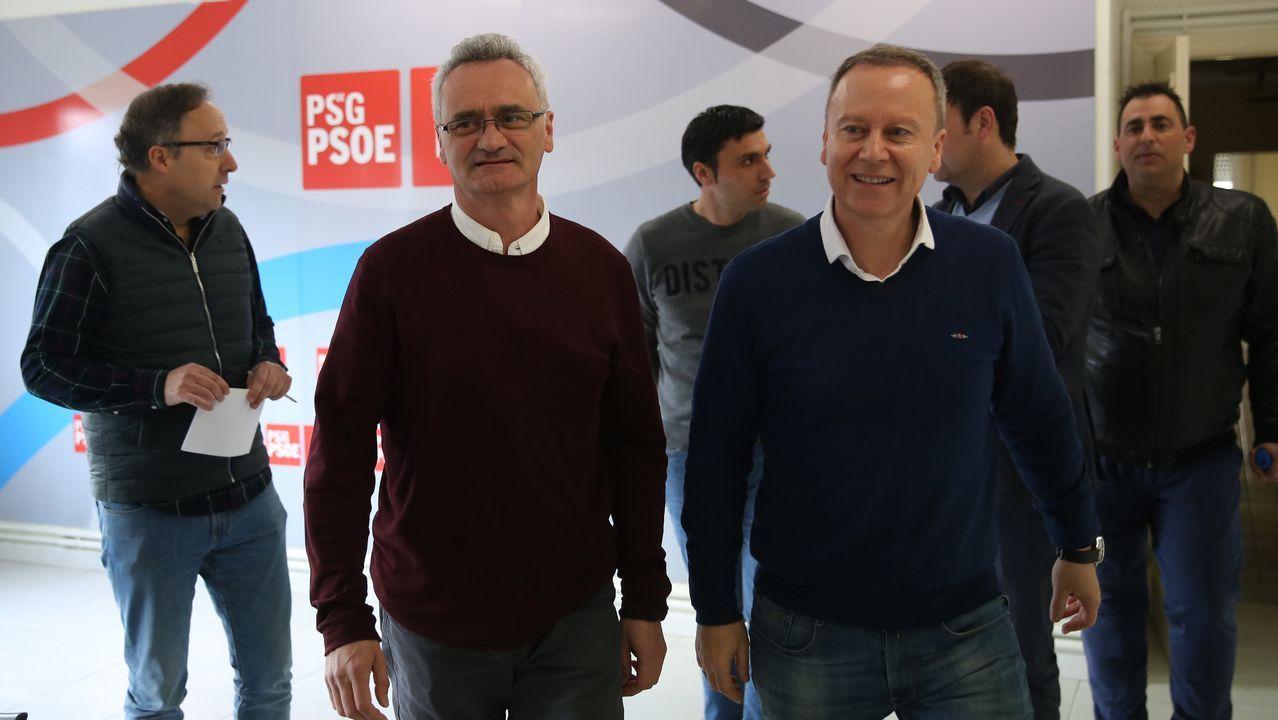 Pachi Vázquez presenta su nuevo proyecto político para moverse en la «centralidade»