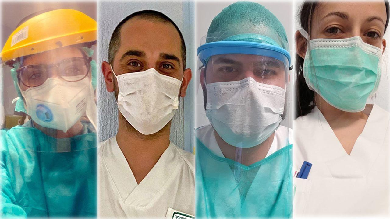 Urgencias del hospital Álvaro Cunqueiro de Vigo