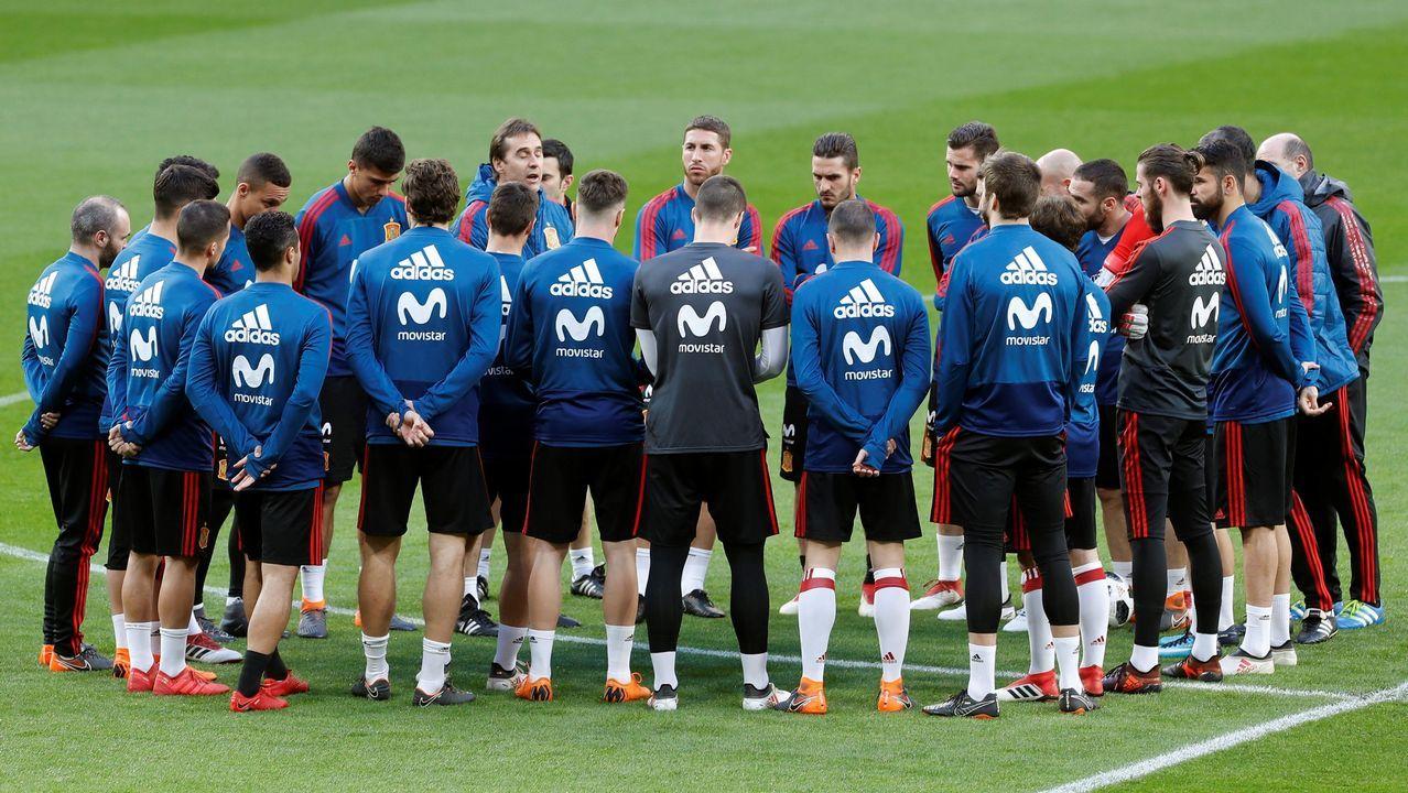 El Real Madrid - Juve en imágenes