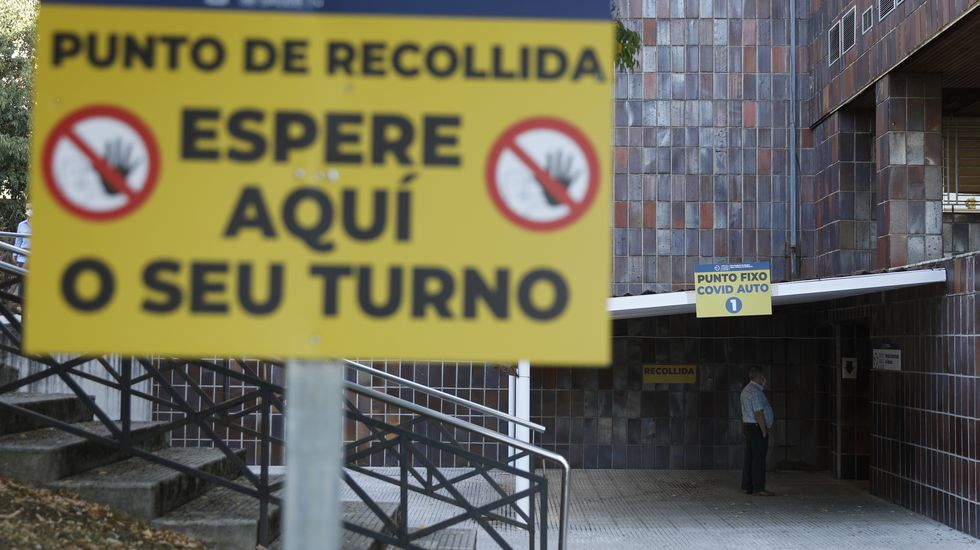 Autocov en el CHUO en Ourense