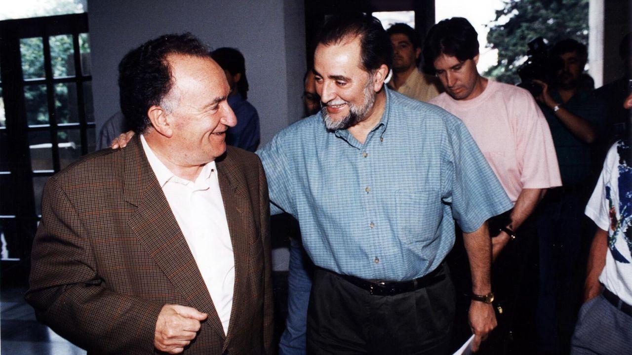 Asturias, «un pueblo roto por el dolor».José Manuel López García