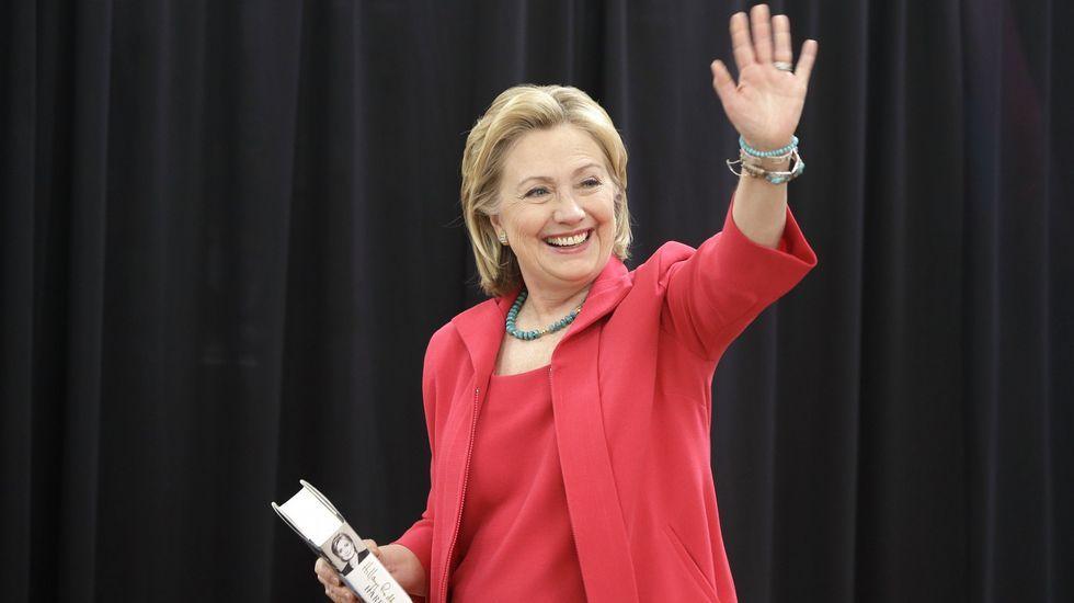 Primer debate televisado entre Hillary Clinton y Donald Trump