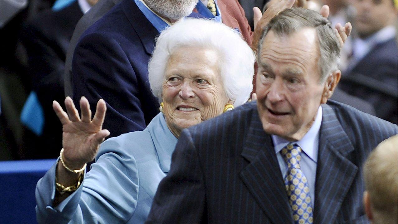 La vida de George W. Bush, en imágenes